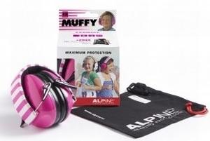 Alpine Muffy, Gehoorbescherming voor (school) kinderen